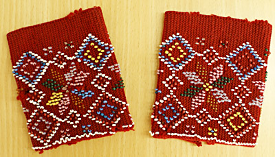 Lithuanian Knitting Patterns : Lithuanian Wristers (Ethnic Knitting Adventures): Knitty Deep Fall 2011