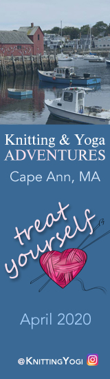 Knitting & Yoga Adventures