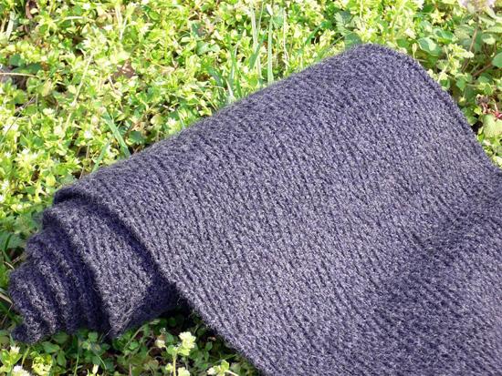 khăn đan hay khăn dệt? HenryCUbig