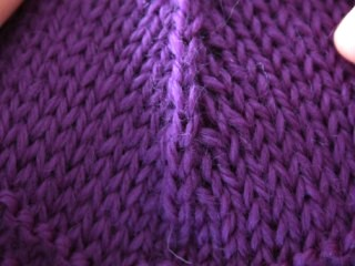 Sl Stitch In Knitting : Decreases revisited: Techniques with Theresa, Fall 2009