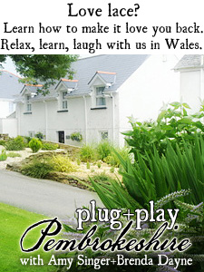 Plug+Play Pembrokeshire with Brenda Dayne and Amy Singer