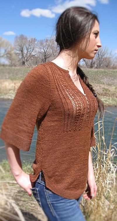 Lewis 套头衫-原文图解 - Tina - Tina的手工编织的博客