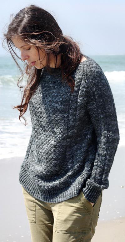 Jamestown-套头麻花衫-原文图解 - Tina - Tina的手工编织的博客