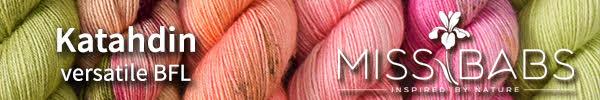 Miss Babs Hand-Dyed yarn & Fibers