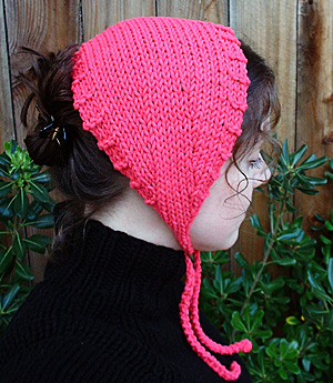knit coif
