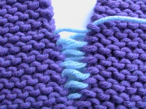 Knitting Stitch Together : knitty.com