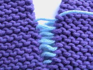Knitting Stitch Together : knitty.com