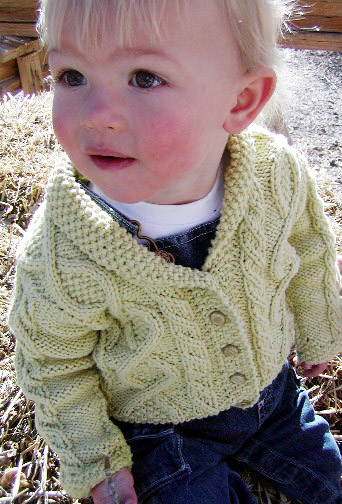 Free Aran Knitting Patterns For Boys : knitty.com