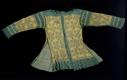 The History of Knitting. History17centjacket