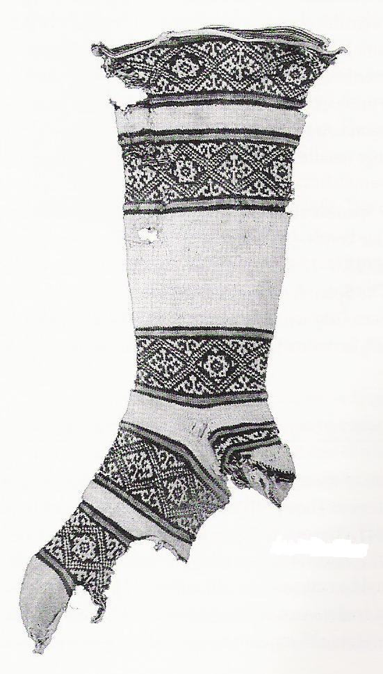 The History of Knitting. HistoryArabsock