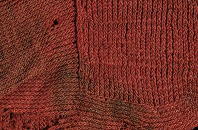 The History of Knitting. HistorynalboundsocksDET