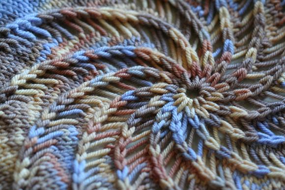 Reverie Beret Knitty Spring 2009