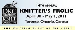 Knitter's Frolic in Toronto