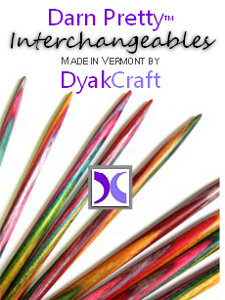 Dyak Craft Interchangeable Needles