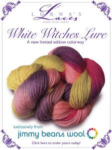 Lorna's Laces at Jimmy Beans Wool