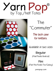 Yarn Pop - Top Shelf Totes