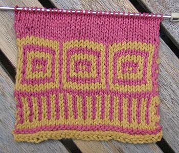 Free Mosaic Knitting Patterns : MOSAIC KNITTING CHARTS Free Knitting Projects