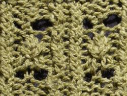 Chartouche shawl - 编织幸福 - 编织幸福的博客