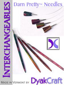DyakCraft Handmade Interchangeable Needles