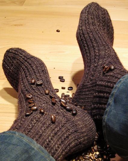 Java Socks Knitty Winter 2011
