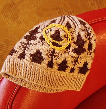 221b hat: Knitty Winter 2012