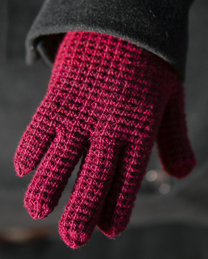 Knitted Gloves Stitches In Time Knitty Winter 2014