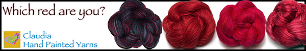 Claudia Hand Painted Yarns