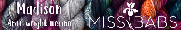 Miss Babs Hand-Dyed yarn & Fibers