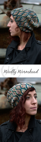 Woolly Wormhead