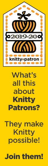 Knitty Patrons