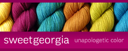 Sweet Georgia Yarns