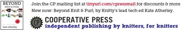 Cooperative Press - Beyond Knit & Purl