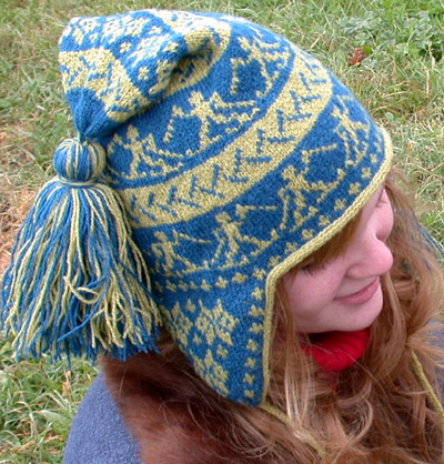 Cool Knitting Patterns I Have Found Ski Hat