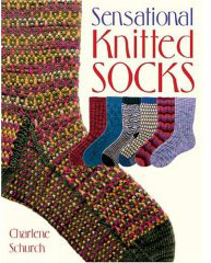 Crochet and Free Yourself of Pattern Dependency Knitter/'s Lib Learn to Knit Lena Maikon 2005