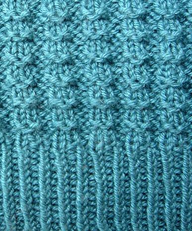 Knitting Stitches Waffle Stitch : Knitty: Winter 2006 - editor
