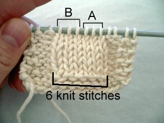 DIFFERENCE BETWEEN KNITTING AND PURLING Free Knitting Projects
