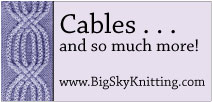 Big Sky Knitting Designs