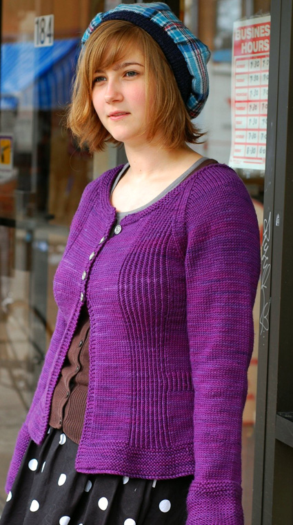 Free Knitting Patterns For Ladies Cardigans : Womens Cardigans