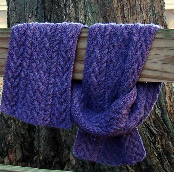 Knitty Gwynedd Winter 2008