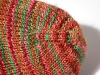 Increases Techniques With Theresa Knitty Winter 2009