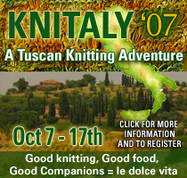 Tuscan Knitting