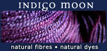 Indigo Moon yarns