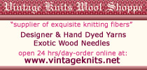 Vingate Knits Wool Shoppe